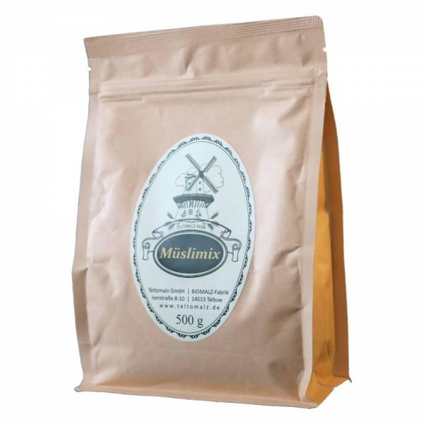 Müslimix | ohne Zucker und Zusatzstoffe | 500 g Tüte