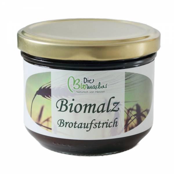 BIOMALZ   Bio-Brotaufstrich   DE-ÖKO-001   300 g Glas